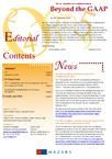 Newsletter IFRS - October 2012